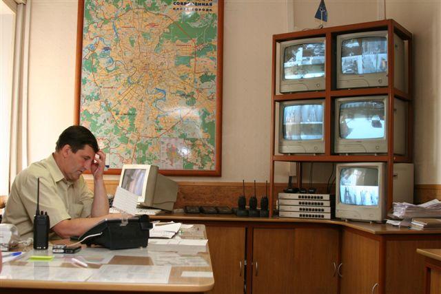 работа в москве в охране загородных домов